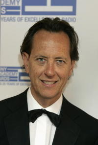 Richard E. Grant at the Sony Radio Awards honours the best in radio broadcasting talent at the Grosvenor House Hotel.