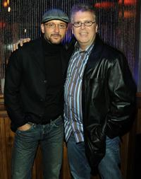 Tim McGraw and Robert Allen at the Nashville premiere of