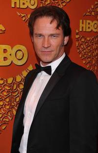 Stephen Moyer at the HBO's Post Golden Globe Awards party.