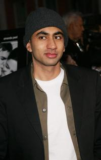 Kal Penn at the special screening of