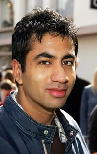Kal Penn at the premiere of