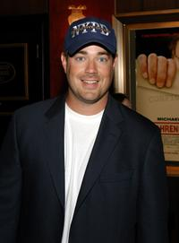 Carson Daly at the special Screening of
