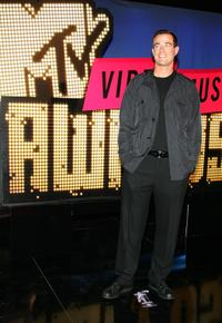 Carson Daly at the 2007 MTV Video Music Awards.