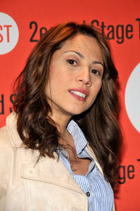 Elizabeth Rodriguez at the Off-Broadway Opening Night of