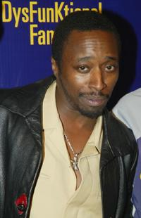 Eddie Griffin at the Miramax party during the Sundance Film Festival.