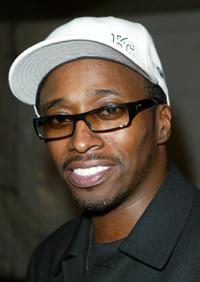 Eddie Griffin at the 2003 Radio Music Awards.