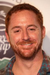 Scott Grimes at the Breeders Cup Winners Circle event.