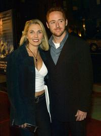 Scott Grimes and guest at the Los Angeles premiere of