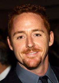 Scott Grimes and guest at the Light the Way for Lupus Los Angeles benefit.