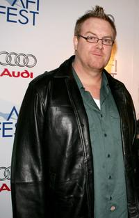 Steve Agee at the special screening of