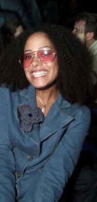 Cree Summer at the afterparty of the world premiere of