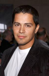 Jay Hernandez at the opening night of