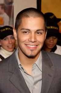 Jay Hernandez at the premiere of