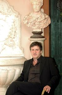 Daniel Auteuil at the promotion of