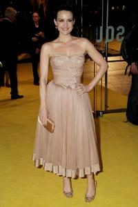 Carla Gugino at the UK premiere of