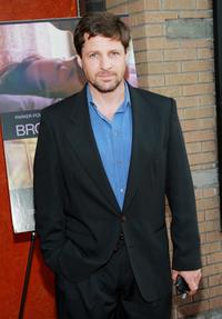 Tim Guinee at the premiere of