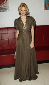 Elizabeth Banks at the aftershow party of