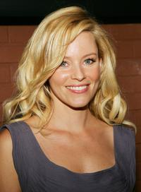 Elizabeth Banks at the New York after party premiere of