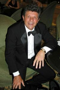 Frankie Avalon at the John Wayne Cancer Institute Auxiliary's Odyssey Ball.