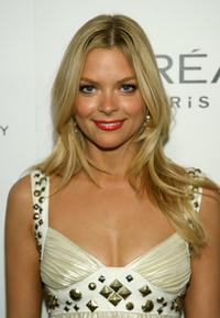 Jaime King at the Weinstein Company's 2007 Golden Globes After Party.
