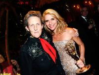 Temple Grandin and Claire Danes at the HBO's Annual Emmy Awards Reception.