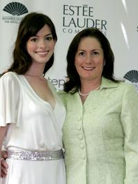 Anne Hathaway and Kate at the Step Up Women's Network