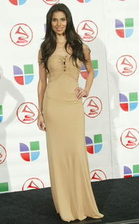 Roselyn Sanchez at the 6th Annual Latin Grammy Awards.