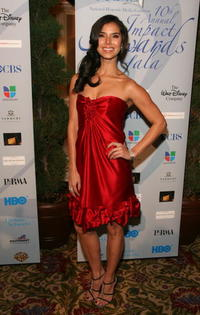 Roselyn Sanchez at the NHMC Impact Awards.