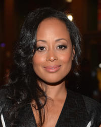 Essence Atkins at the California premiere of