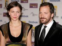 Maggie Gyllenhaal and Peter Sarsgaard at the 9th Annual Hollywood Film Awards.