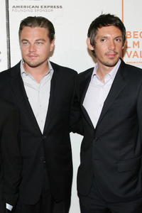 Lukas Haas and Leonardo DiCaprio at the 2007 Tribeca Film Festival, attend the premiere of
