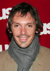 Lukas Haas at the Fuse TV's Grammy party.