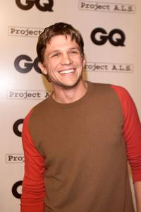 Marc Blucas at the party to celebrate GQ Magazine's second annual Hollywood Issue.