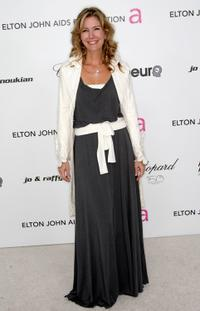 Tava Smiley at the 18th Annual Elton John AIDS Foundation's Oscar Viewing Party.