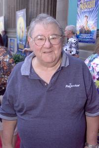 Buddy Hackett at the premiere of