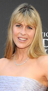 Terri Irwin at the 36th Annual Daytime Emmy Awards in California.