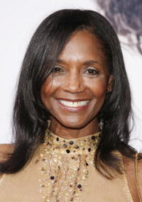 Margaret Avery at the premiere of