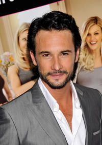 Rodrigo Santoro at the New York premiere of
