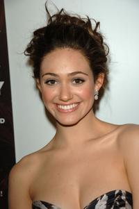 Emmy Rossum at the 4th Annual Hollywood Style Awards.