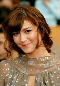 Mary Elizabeth Winstead at the 13th Annual Screen Actors Guild Awards.