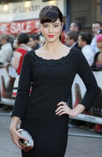 Mary Elizabeth Winstead at the UK film premiere of