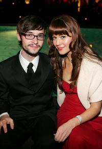 Mary Elizabeth Winstead and Riley Sterns at the AFI FEST.