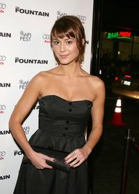 Mary Elizabeth Winstead at the premiere and Centerpiece Gala of