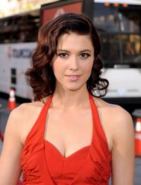 Mary Elizabeth Winstead at the California premiere of