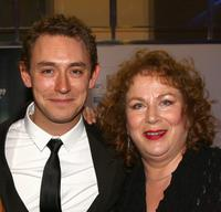 JJ Feild and Pam Ferris at the world premiere of