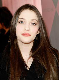 Kat Dennings during the Diamond Information Center and InStyle Diamond Fashion Show Preview Luncheon in Beverly Hills.