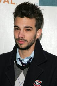 Jay Baruchel at the premiere of