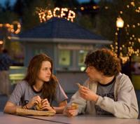 Kristen Stewart and Jesse Eisenberg in