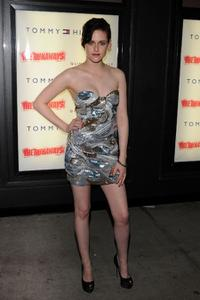 Kristen Stewart at the New York premiere of