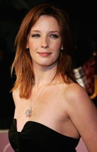 Kelly Reilly at the London Party.